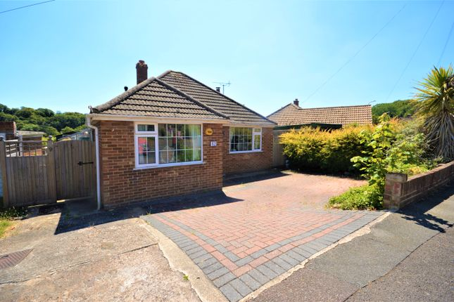 Thumbnail Detached bungalow for sale in Chichester Road, Sandgate, Kent
