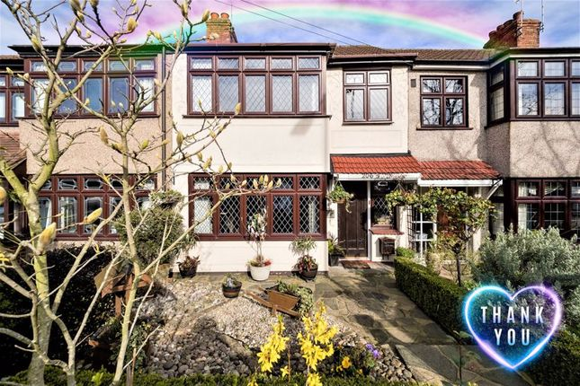 Thumbnail Terraced house for sale in Havering Road, Rise Park, Romford
