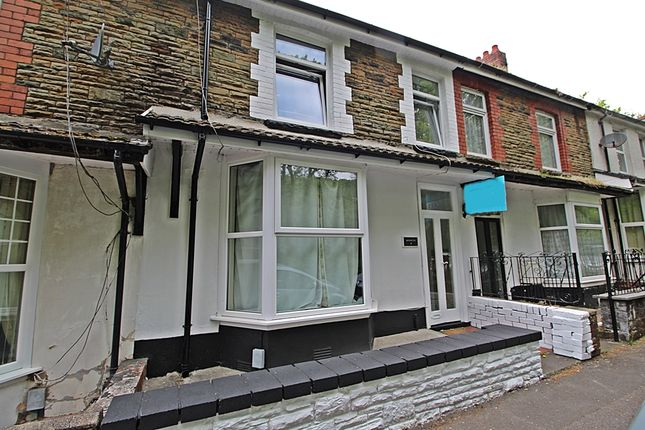Thumbnail Flat to rent in Lawn Terrace, Treforest