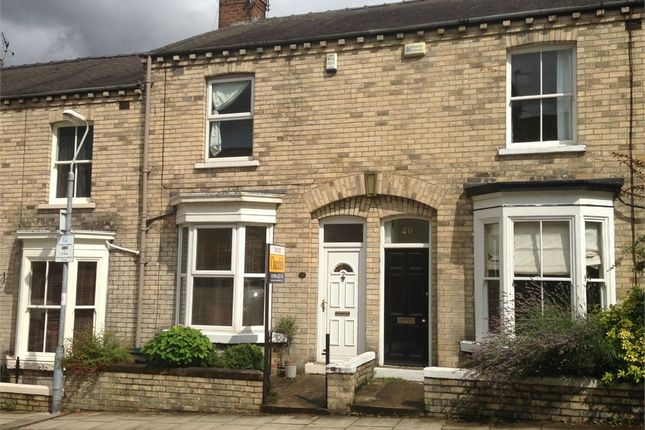 Thumbnail Terraced house to rent in 38, Scott Street, Scarcroft Road, York