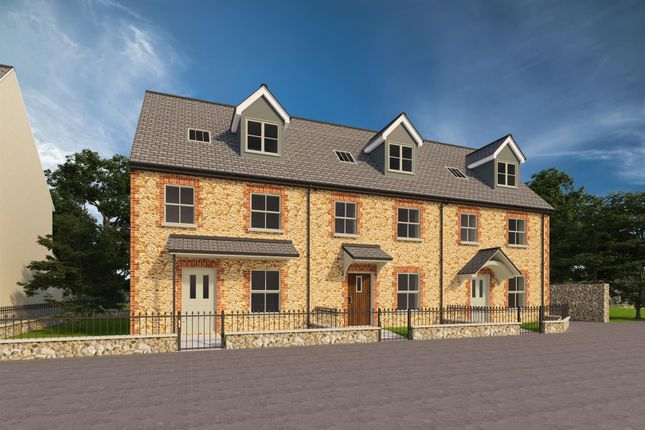 Thumbnail Terraced house for sale in Chardstock, Axminster