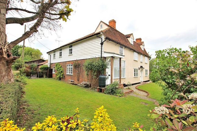 Thumbnail Detached house for sale in Pleshey, Chelmsford, Essex