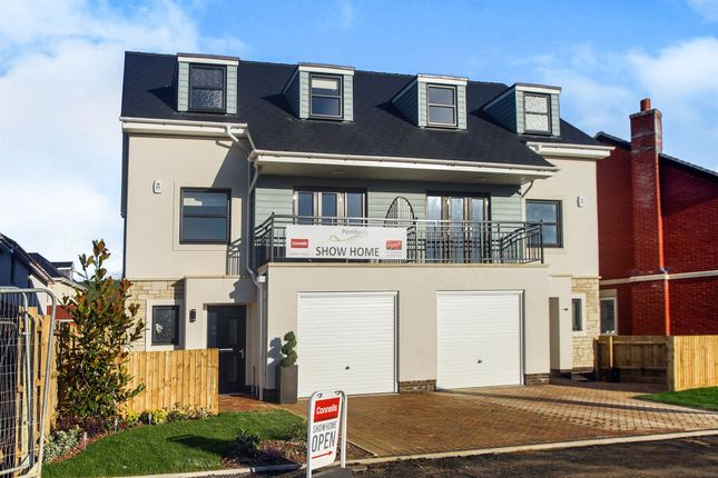 Thumbnail Semi-detached house for sale in Pemberly, Sedge Place, Weymouth