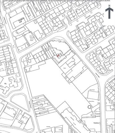 Parking Bay 10 of Dudley Street, Luton LU2