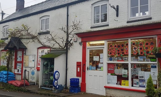 Thumbnail Retail premises for sale in Kitchen Hill Rd, Herefordshire