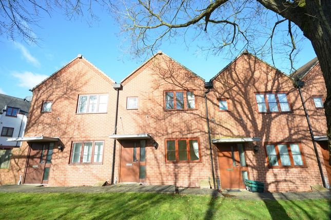 Thumbnail Terraced house to rent in Crondall Terrace, Limes Park