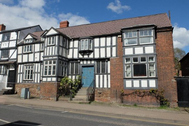 Thumbnail Town house for sale in Abbey House, The Homend, Ledbury, Herefordshire