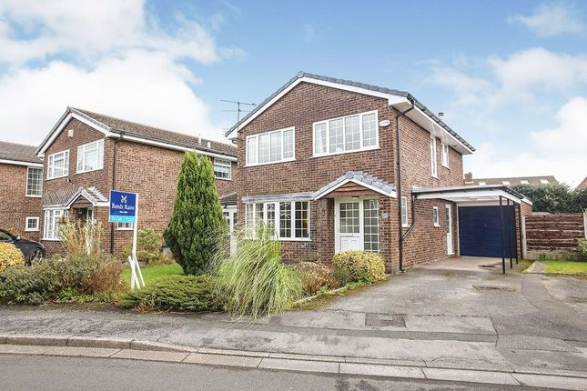 Thumbnail Detached house to rent in Shepley Close, Hazel Grove, Stockport