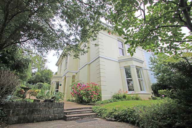 Thumbnail Semi-detached house for sale in Fernleigh Road, Mannamead, Plymouth