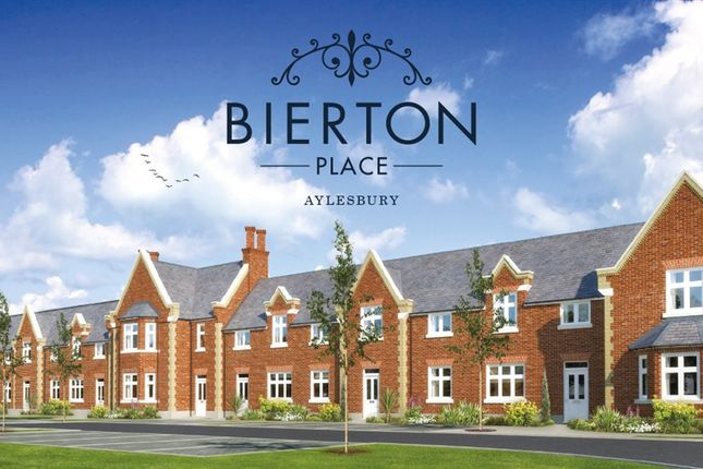 Thumbnail Flat for sale in Bierton Place, Bierton Road, Aylesbury