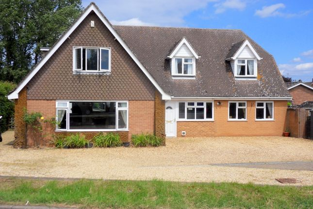 Thumbnail Detached house for sale in Station Road, Tydd Gote, Wisbech, Cambridgeshire