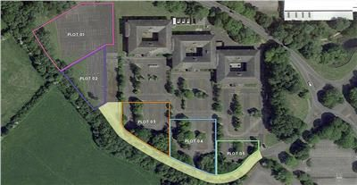 Thumbnail Commercial property for sale in Land Adjacent To The Pavilions, White Horse Business Park, Trowbridge, Wiltshire
