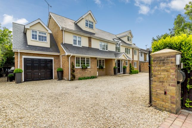 Thumbnail Detached house for sale in Highclere House, Windlesham, Surrey