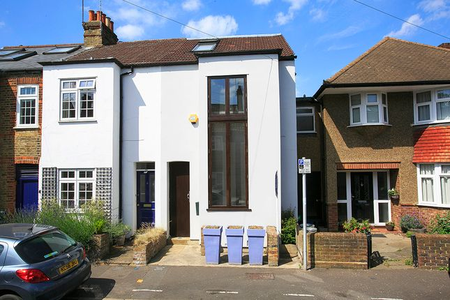 Thumbnail Terraced house to rent in Windsor Road, Kew