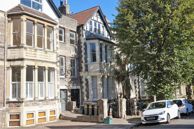 Thumbnail Maisonette for sale in Blenheim Road, Westbury Park