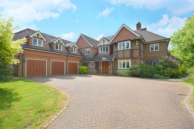 Thumbnail Detached house for sale in Beech Drive, Kingswood, Tadworth