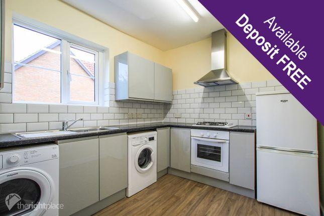 Thumbnail Flat to rent in London Road, Loughton, Milton Keynes