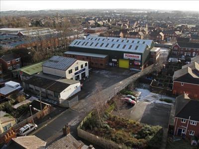 Thumbnail Light industrial to let in Water Street, Bamber Bridge