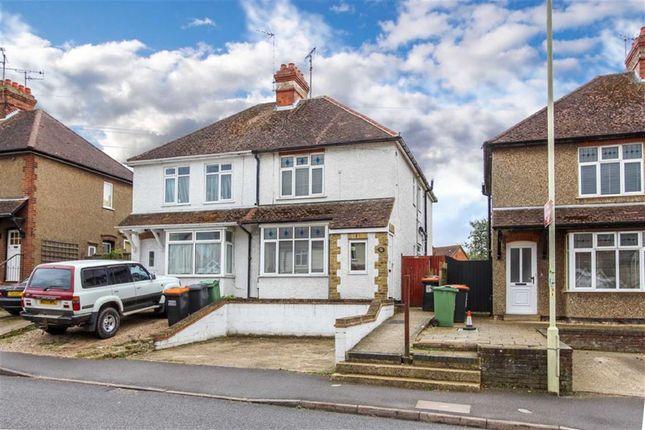 Thumbnail Semi-detached house for sale in Stanbridge Road, Leighton Buzzard