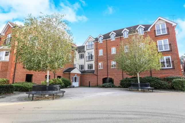 Thumbnail Flat for sale in Peppermint Road, Hitchin, Hertfordshire, England