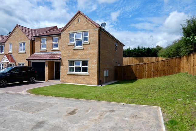 Thumbnail Detached house for sale in Bellwood Court, Hoyland, Barnsley