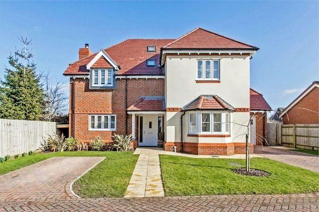 Thumbnail Detached house for sale in Cherrywood Gardens, Fair Oak, Eastleigh
