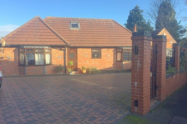 Thumbnail Bungalow for sale in Wilkes Street, West Bromwich