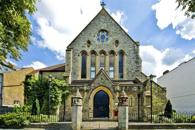 Thumbnail Flat to rent in Christchurch, Kew Road, Richmond