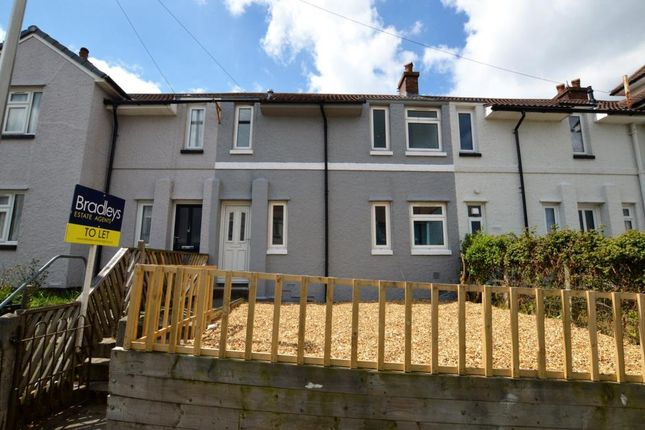 Thumbnail Semi-detached house to rent in Crossway Avenue, Plymouth, Devon