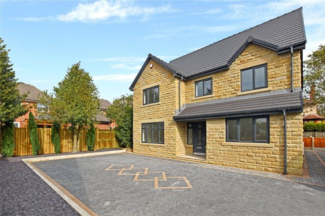 Thumbnail Detached house for sale in Plot 3, The Gallops, Morley, Leeds, West Yorkshire