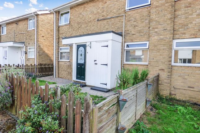 Thumbnail Flat for sale in Lindsey Close, Cramlington
