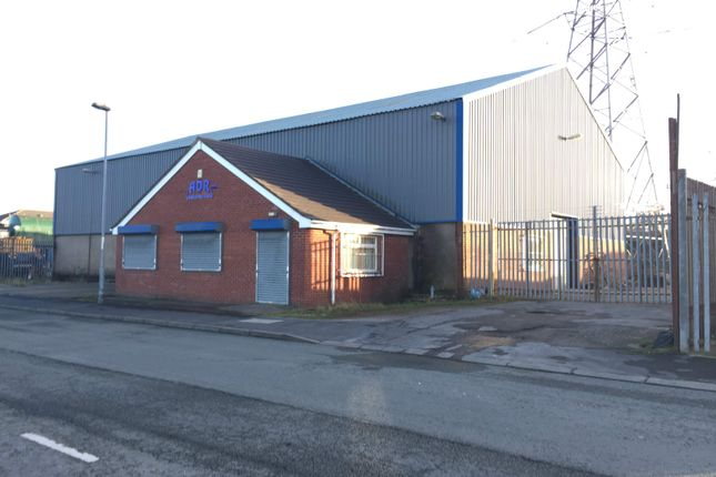 Thumbnail Light industrial for sale in 10 Dock Road, Connahs Quay, Deeside