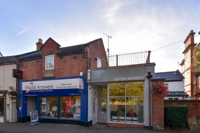Thumbnail Flat for sale in High Street, Quorn, Loughborough
