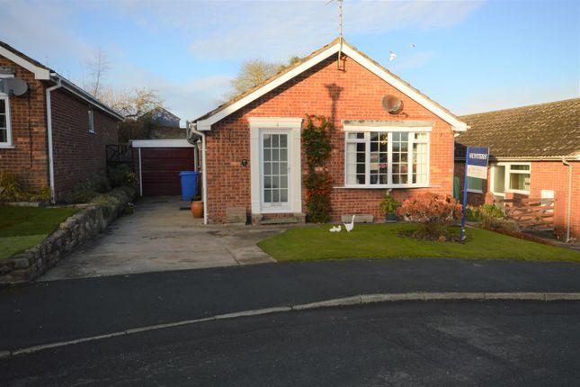 Thumbnail Detached bungalow for sale in Park Rise, Hunmanby, Filey