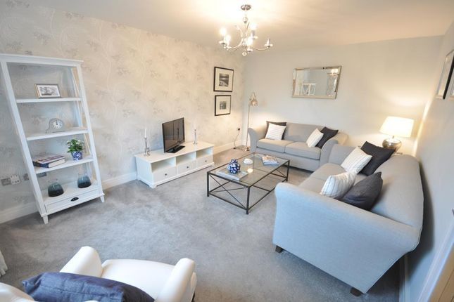 Thumbnail Detached house for sale in Plot 44, The Larkspur, Riversleigh, Warton, Preston, Lancashire