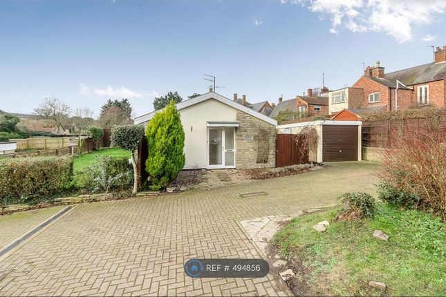 Thumbnail Bungalow to rent in Stringers Hill, Pytchley, Kettering