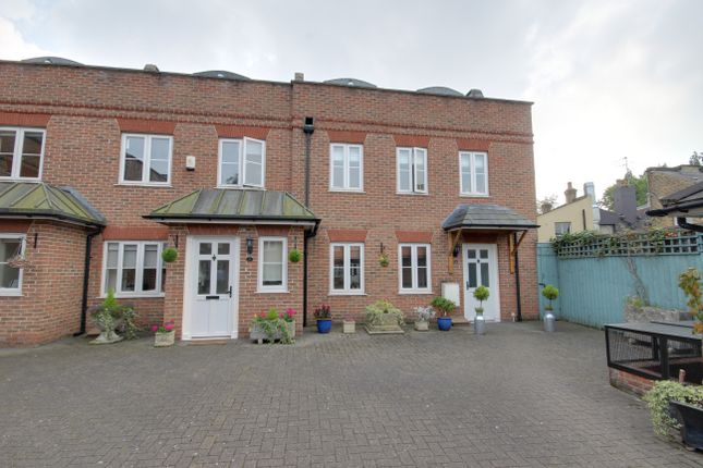 Thumbnail End terrace house for sale in Old Dairy Square, Winchmore Hill