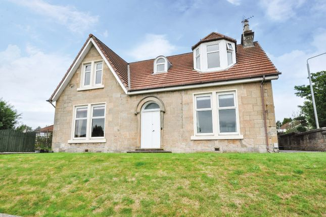 Thumbnail Detached house for sale in Cochno Road, Hardgate, West Dunbartonshire
