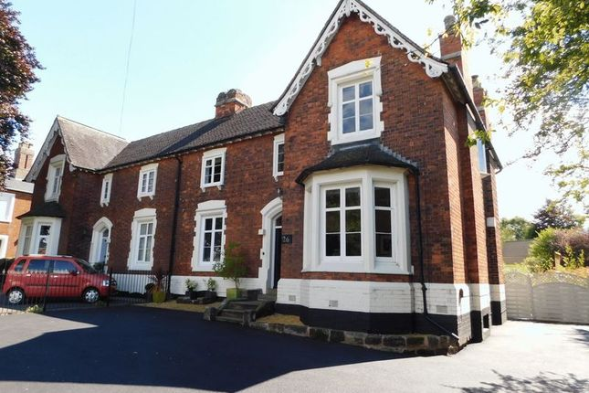 Thumbnail Semi-detached house for sale in Newport Road, Stafford