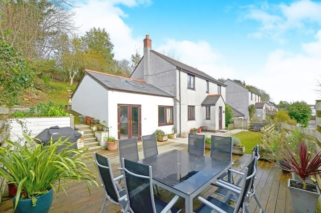 Thumbnail Detached house for sale in Chacewater, Truro, Cornwall