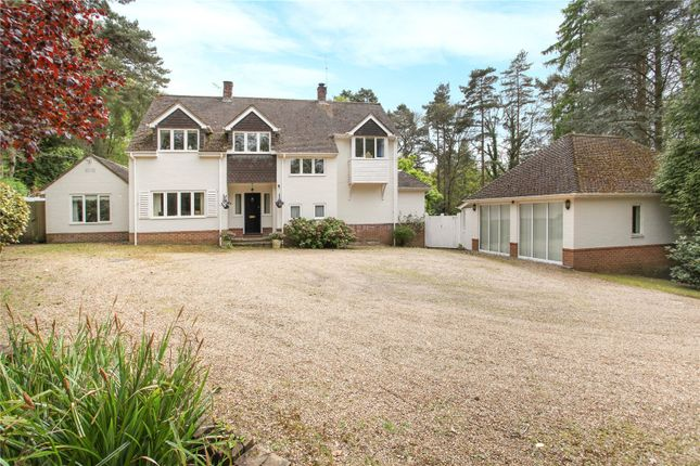 Thumbnail Detached house for sale in Botany Hill, The Sands, Farnham, Surrey