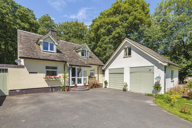 Thumbnail Detached house for sale in Cil-Y-Nant Gladestry, Powys