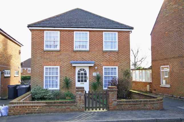Thumbnail Detached house to rent in Rough Common Road, Rough Common, Canterbury