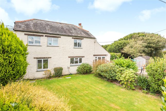 Thumbnail Detached house for sale in Lansallos, Looe