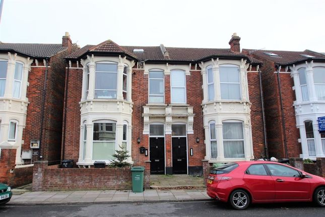 1 bed flat to rent in Festing Road, Southsea