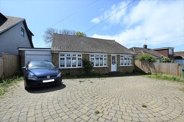 Thumbnail Detached house for sale in St Peters Avenue, Telscombe Cliffs
