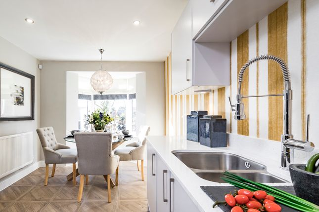 Thumbnail Semi-detached house for sale in Street 5, Thorp Arch, Wetherby