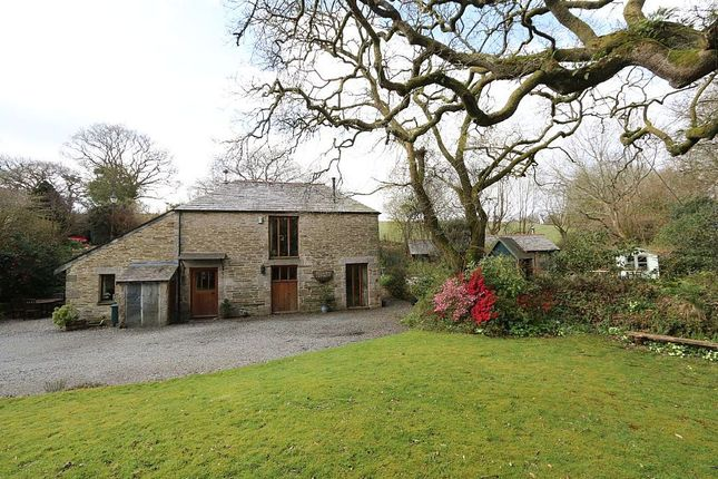 Thumbnail Barn conversion for sale in Revale Road, St Tudy, Cornwall