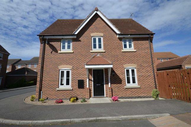 Thumbnail Semi-detached house for sale in Ebberton Close, Hemsworth, Pontefract
