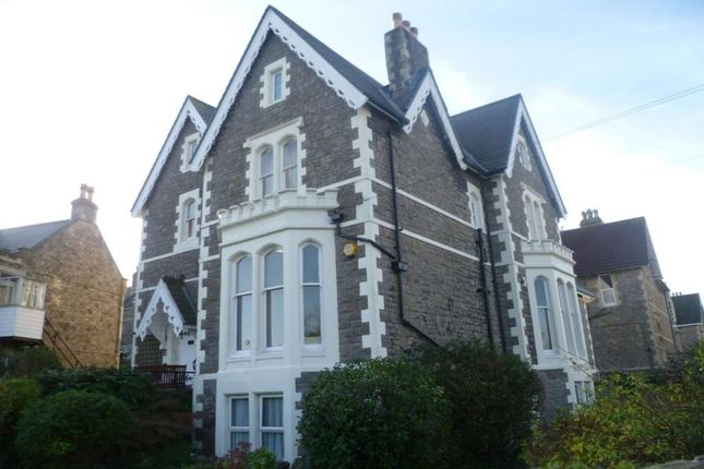 Thumbnail Flat to rent in St. Johns Road, Clevedon
